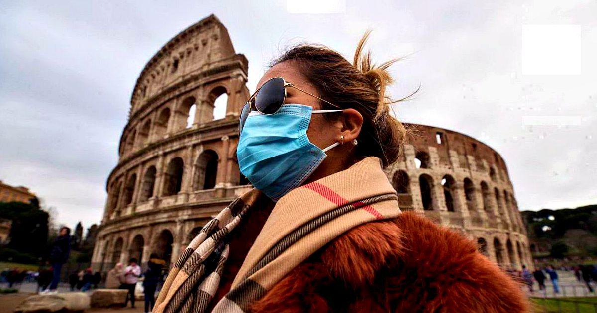 Coronavirus, metti un'ordinaria mattinata a Roma durante l'emergenza