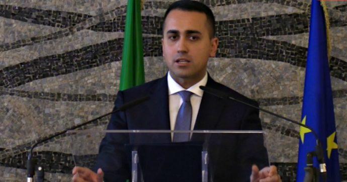 """Memorandum Italia-Libia, Di Maio: """"Abbiamo proposto modifiche al governo di Tripoli"""""""