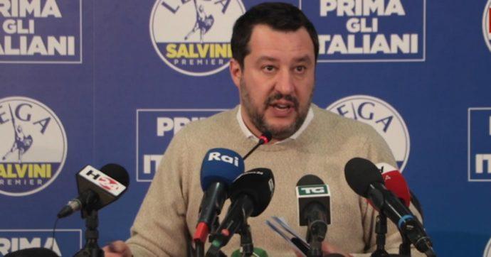 """Palermo, Salvini contestato al mercato di Ballarò: annullato il comizio. Il sindaco Orlando: """"Ha scelto la fuga"""""""