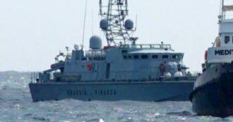 Coronavirus, tre navi militari ferme in porto in Puglia per contagi a bordo