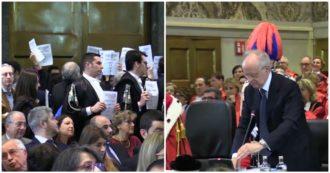 Barbacetto: 'La protesta degli avvocati contro Davigo? Un piccolo gruppo, non c'era unanimità'