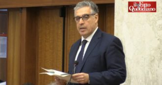 """Csm, Di Matteo: """"Magistrati pervasi dal male oscuro del carrierismo. Collateralismo con la politica diffuso come un cancro"""""""