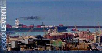 Sono le Venti (Nove), l'inchiesta sulle grandi navi: una inquina come un milione di auto, ma in Italia nessuna limitazione. A Genova un piano per elettrificare le banchine e ridurre le emissioni