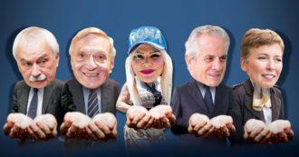 """Vitalizi, il lamento degli ex parlamentari: """"Ridateci i soldi persi. Pronti a fare causa"""""""