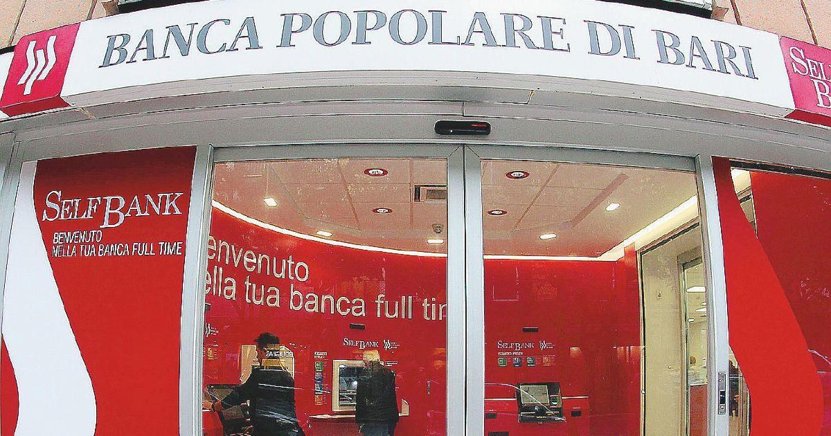 """Pop Bari, ecco gli arresti: """"Bilanci falsati dal 2014"""""""