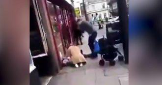 Londra, uomo accoltella passanti in strada: le richieste d'aiuto dopo l'aggressione. Il video