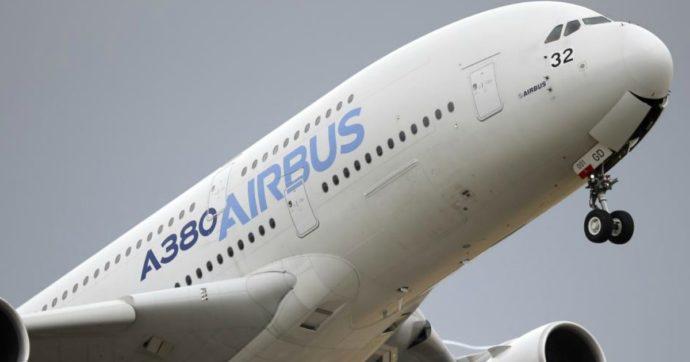 Dazi, Usa aumenta quelli sull'importazione dei mezzi Airbus dal 10 al 15%. Bloccati quelli al 25% di ottobre: nessun contraccolpo per Italia