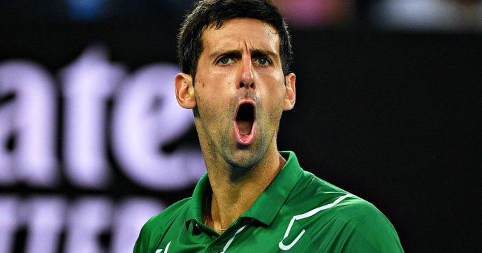 Australian Open, Novak Djokovic trionfa per l'ottava volta: Thiem battuto al quinto set