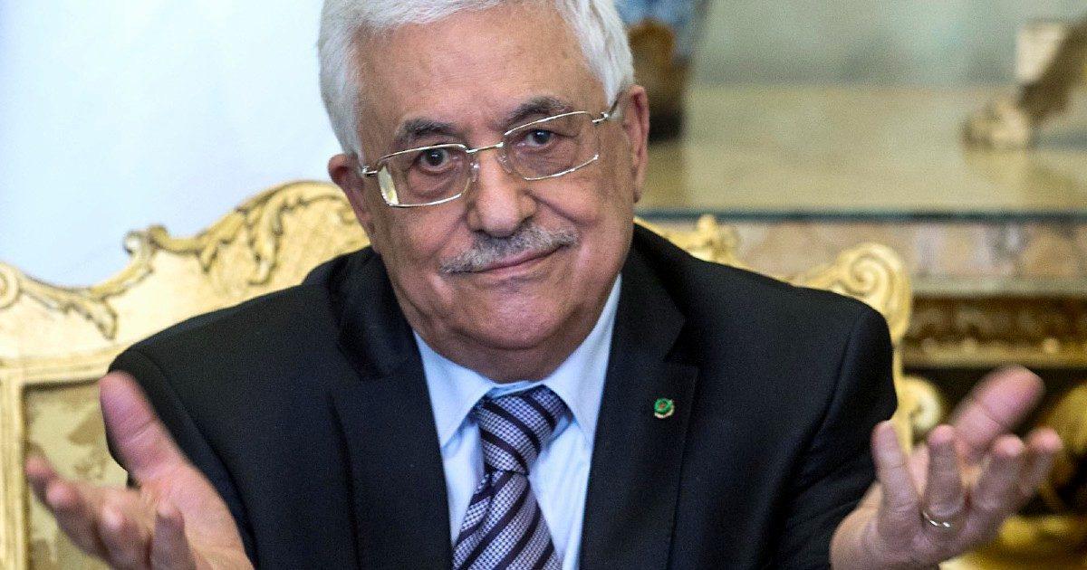 """Abu Mazen rompe con Israele e Usa: """"Ho il mio Piano"""""""