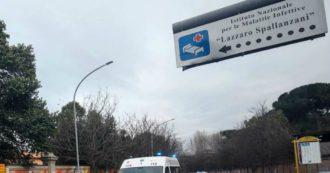 """Coronavirus, Spallanzani: """"Paziente straniero in condizioni compromesse in rianimazione: sottoposto al test"""". Il risultato è negativo"""