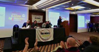 """Regionali Campania, l'intervento dell'attivista M5s: """"Pd peggio della destra, mai ad alleanza con loro"""". Applausi e ovazione"""