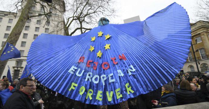 Con Brexit finisce un sogno di integrazione e pace. Ma noi abbiamo il diritto di resistere