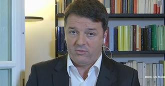 """Prescrizione, Renzi: """"È Bonafede che ricatta, ma occhio: va contro un muro. Conte? Faccio il tifo per governo, ma smini la situazione"""""""