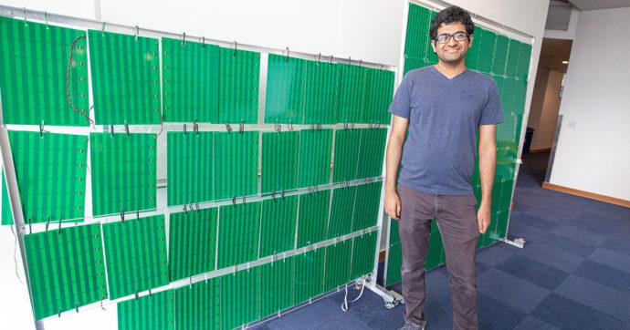 """WiFi, segnale 10 volte più potente grazie alla superficie """"intelligente"""" del MIT"""