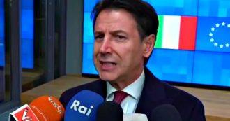 """Ex Ilva, Conte: """"A Taranto i fondi europei del Just Transition. Ne ho parlato con von der Leyen"""""""