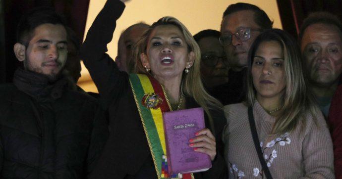 Sud America, il potere della Chiese cristiane qui è molto forte. E la politica boliviana lo conferma