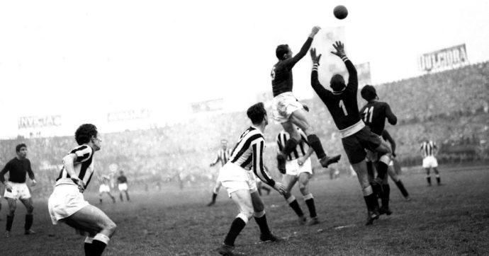 Juventus-Milan 1-7: 70 anni fa la prima partita di calcio trasmessa in televisione in Italia