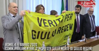 """Giulio Regeni, i genitori: """"L'ambasciatore italiano in Egitto non ci risponde. Doveva cercare verità, ma persegue altri obiettivi"""" – VIDEO"""