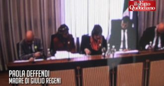 """Giulio Regeni, la madre: """"Motivazioni di Alfano per inviare Cantini? Fuffa velenosa. Chiedetegli se oggi ha rapporti con l'Egitto"""" – VIDEO"""