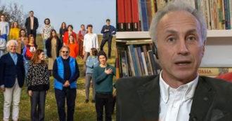 """Sardine, Travaglio: """"Foto con Benetton? Sono state leggere e si sono fatte infinocchiare. Salvini? Paradossale, stia nel suo campo"""""""