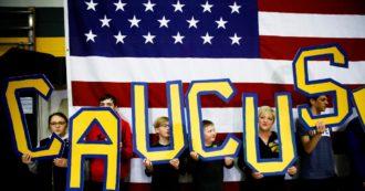 Dem alla prova dell'Iowa: la vittoria vale la nomination