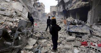 Siria, appello della Croce Rossa a tutelare i civili. Ma a Idlib bombardate 10 scuole