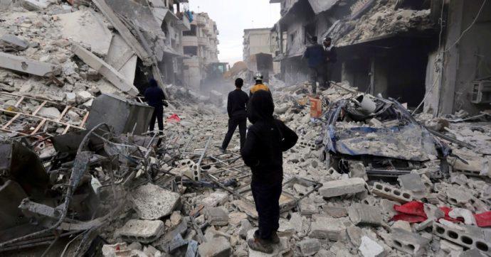 Siria, l'Onu fa rapporto su Idlib: non solo crimini di guerra, ma anche contro l'umanità