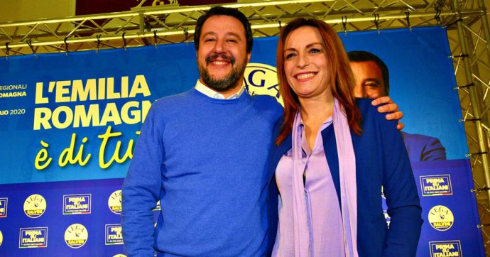 """Emilia-Romagna, la leghista Borgonzoni verso il ritorno in Senato. Ma in campagna elettorale disse: """"Resto in Regione anche se perdo"""""""