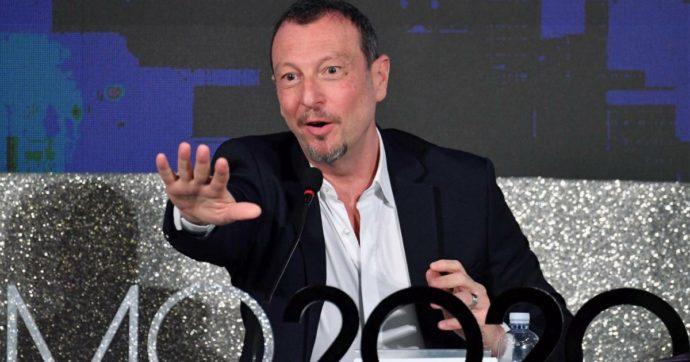 """Festival di Sanremo 2020, Amadeus: """"Abbiamo vinto la prima partita"""" e Fiorello annuncia a sorpresa: """"Canterò un inedito"""". Giallo sul video di Roger Waters dei Pink Floyd"""