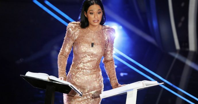 """Sanremo 2020, le pagelle satiriche di Martina Dell'Ombra: """"Rula, sei bellissima, c'era bisogno di fare un 'pippotto'? Non potevi anche tu parlare di rughe che non hai?"""" - 5/5"""