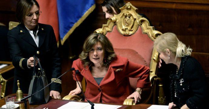 """Vitalizi, Casellati: """"I componenti della Commissione contenziosa riflettano se dimettersi per eliminare dubbi sulla terzietà"""""""
