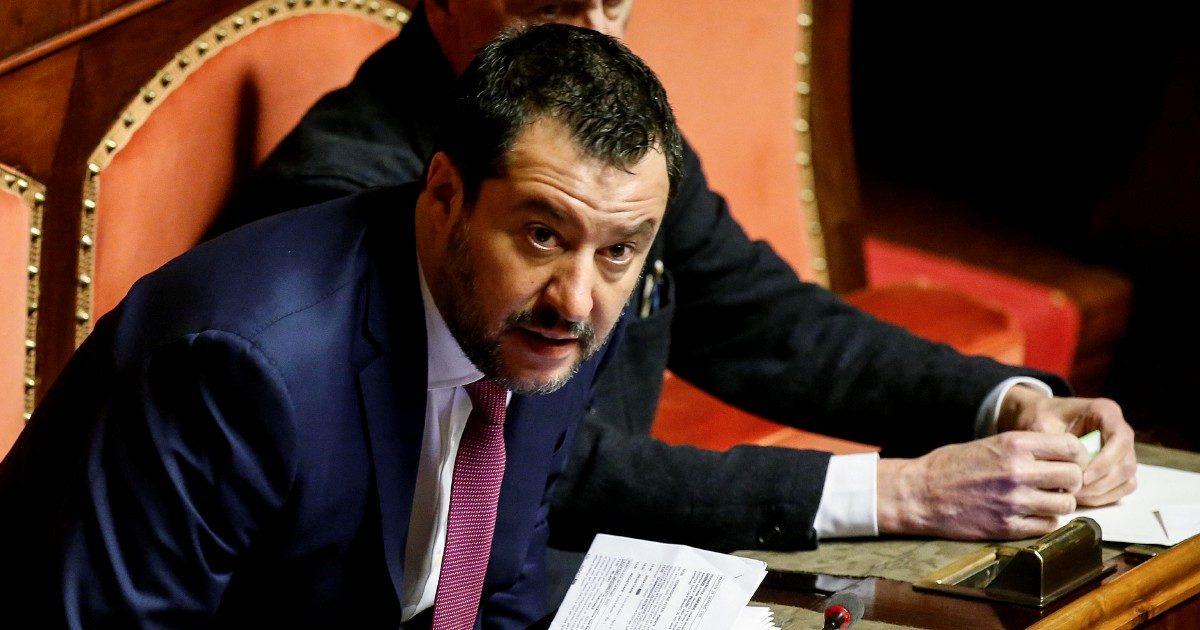 Conte e Salvini litigarono sui minori della Open Arms