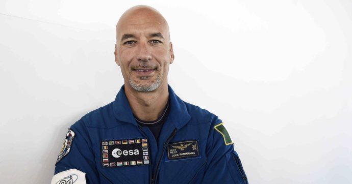 """Luca Parmitano: """"Io sulla Luna? Potrei essere un buon candidato"""""""