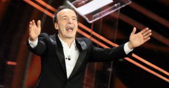 Festival di Sanremo 2020, la cronaca della serata dei duetti: vince Tosca con Piazza Grande, Pelù che canta (virtualmente) con Little Tony. Benigni, battute e commozione col Cantico dei Cantici – FOTO e VIDEO
