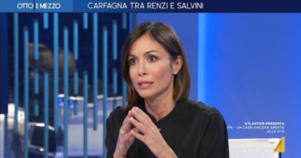 """Prescrizione, Carfagna su La7: """"Italiani favorevoli allo stop? Colpa delle fake news sui social"""". E difende Berlusconi su leggi ad personam"""
