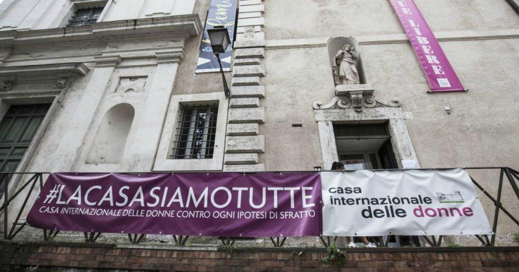 Casa delle Donne di Roma, bloccato emendamento Pd al Milleproroghe per saldare il debito contestato dal Campidoglio. Esulta Fdi
