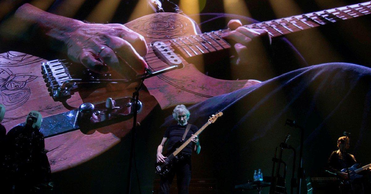 Il Watersgate del Festival di Sanremo: perché il video di Roger Waters non è mai andato in onda?