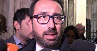 """Prescrizione, accordo M5s-Pd-Leu. Bonafede: """"Italia Viva si prenderà le sue responsabilità. Lunedì il via alla riforma del processo penale"""""""