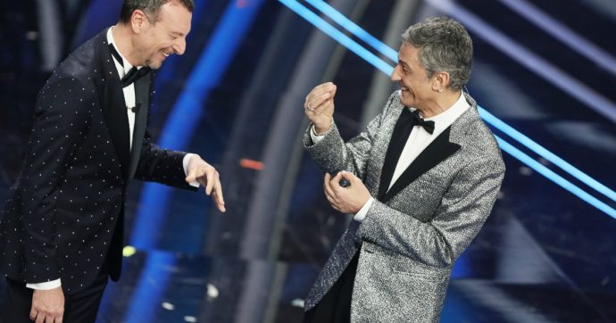 """Fiorello: """"Sanremo è assembramento, se levi il pubblico hai levato l'80% del Festival"""""""