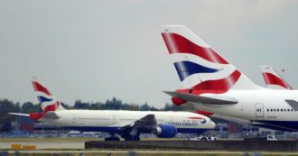 New York-Londra, record di percorrenza per un volo commerciale grazie ai forti venti: la tratta coperta in 4 ore e 56 minuti