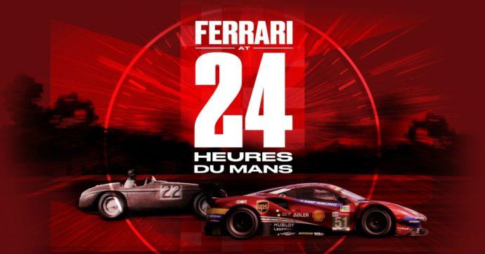 Ferrari, a Maranello una mostra per celebrare 70 anni di vittorie alla 24 Ore di Le Mans
