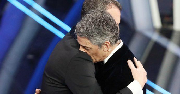 """Festival di Sanremo 2020, Amadeus: """"Il Bis? Bisogna pensare a una idea forte"""" e Fiorello: """"Non ci sarò, ho un appuntamento col podologo"""""""