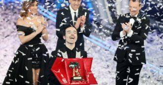 """Festival di Sanremo 2020, il vincitore Diodato: """"Dedico il premio alla mia città, Taranto, e a chi lotta contro situazioni insostenibili"""" e conferma che andrà all'Eurovision Song Contest"""