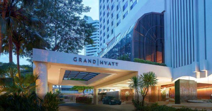 Coronavirus, un convegno aziendale al Grand Hyatt di Singapore dietro almeno dieci casi di contagio tra Europa e Sud-est asiatico