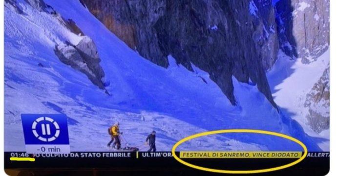 """Festival di Sanremo 2020, SkyTg24 """"spoilera"""" il vincitore Diodato e poi si scusa: """"Un errore, ci dispiace da morire"""""""