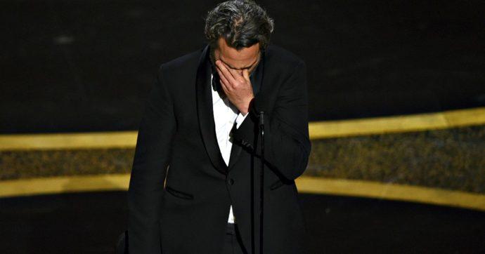 Oscar 2020, ecco il discorso integrale di Joaquin Phoenix miglior attore protagonista con Joker