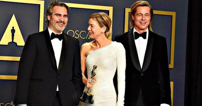 Oscar 2020 I Vincitori Parasite è Il Miglior Film Joaquin Joker Phoenix Renée Zellweger Brad Pitt E Laura Dern Migliori Attori Il Fatto Quotidiano