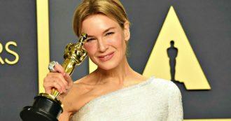 Renée Zellweger, non solo Bridget Jones. L'attrice texana diventa Judy Garland e porta a casa il secondo Oscar