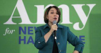 Primarie Usa, i sondaggi: in New Hampshire è sfida tra Buttigieg e Sanders. Ma Amy Klobuchar ha già vinto in due paesi
