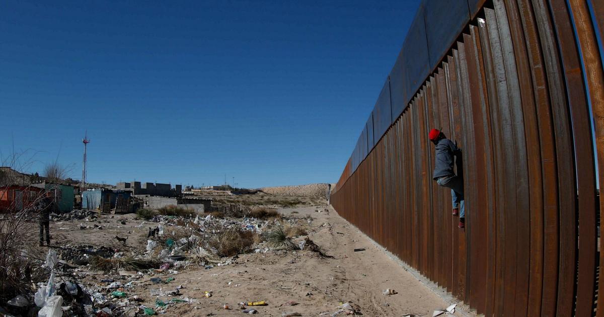 Donald Trump fa esplodere tombe dei nativi americani in un'area protetta dall'Unesco per costruire il muro al confine col Messico - Il Fatto Quotidiano